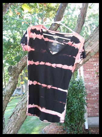 Bleachtshirt
